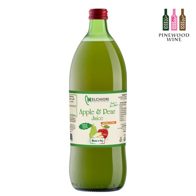 Melchiori - Apple & Pear Juice [1L x 12]