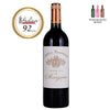 Chateau Monbrison, Margaux 2009 (OWC), NM 92 750ml - Pinewood Wine