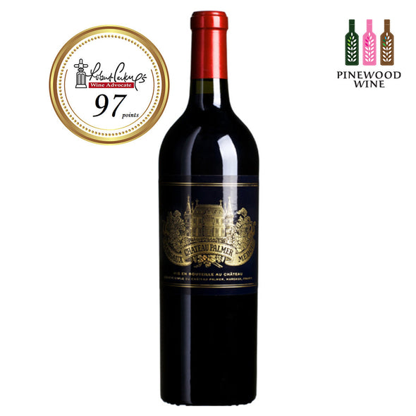 Chateau Palmer, Margaux 3eme Cru, 2009 750ml - Pinewood Wine