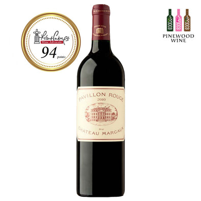 Pavillon Rouge du Chateau Margaux 2nd Wine 2010, 750ml