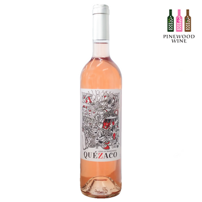 Quezaco Rose, AOC Cotes du Marmandais, 2019, 750ml - Pinewood Wine
