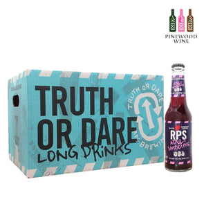 RPS Adult Smoothie Long Drink 330ml x 24/cs - Pinewood Wine