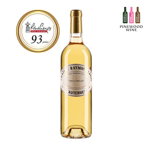 Chateau Raymond Lafon - Sauternes 2009, NM 93 375ml - Pinewood Wine