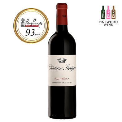 Chateau Senejac, Haut-Medoc 2009, RP 93 750ml - Pinewood Wine