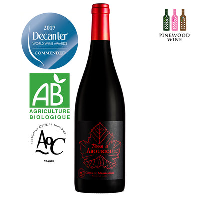Terre d'Abouriou, AOC Cotes du Marmandais 2017 750ml - Pinewood Wine