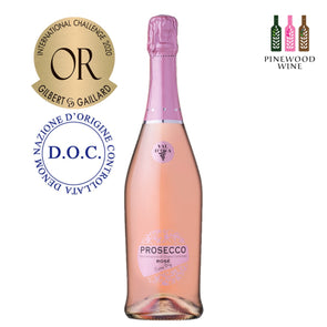 Rose DOC Prosecco Extra Dry 750ml