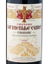 Chateau La Vieille Cure 2009 (OWC), RP 93 750ml - Pinewood Wine