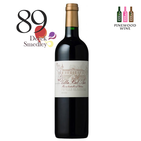 Villa Bel-Air, Graves, 2015 750ml - Pinewood Wine