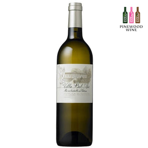 Villa Bel-Air Blanc, Graves 2015 750ml - Pinewood Wine