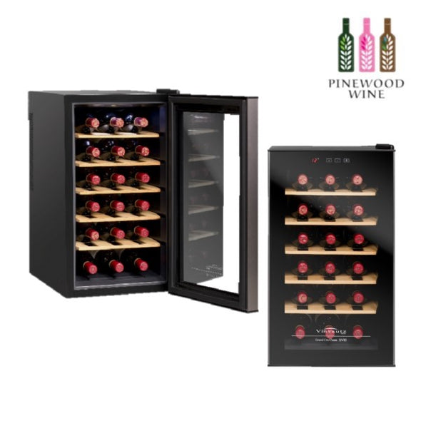 Vinvautz - Thermoelectric 18 Bottles - Pinewood Wine