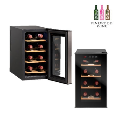 Vinvautz - Thermoelectric 8 Bottles - Pinewood Wine