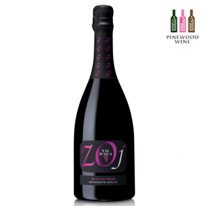 ZOJ Marzemino Rouge Dolce Spumante 750ml - Pinewood Wine