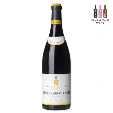 Doudet Naudin - Beaujolais-Villages 2018 750ml - Pinewood Wine