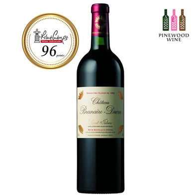 Chateau Branaire Ducru St Julien 2009 (OWC), RP 96 750ml - Pinewood Wine