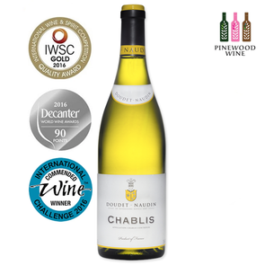 Doudet Naudin - Chablis 2018 750ml - Pinewood Wine