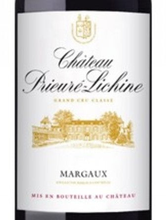 Prieure-Lichine Margaux 4eme Cru 2009 (OWC), RP 93 750ml - Pinewood Wine