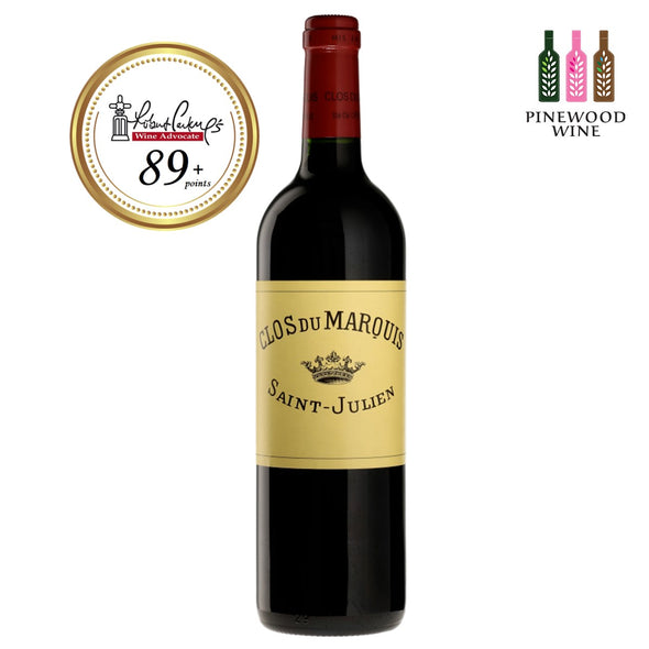Clos Du Marquis Saint-Julien 2011, RP 89+ 750ml - Pinewood Wine
