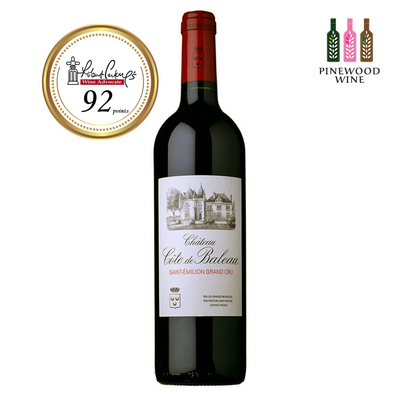 Chateau Cote de Baleau, Saint-Emilion Grand Cru 2005 750ml - Pinewood Wine