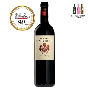 Chateau d'Aiguilhe, Castillon, 2003 750ml - Pinewood Wine