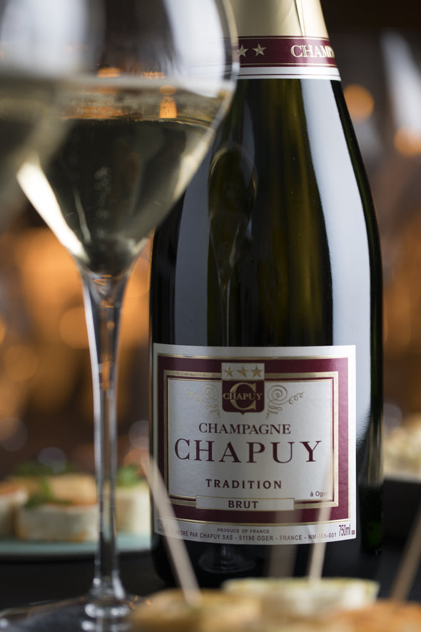 Chapuy Brut Tradition 750ml - Pinewood Wine