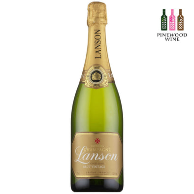 Lanson Gold Label Champagne 2008 750ml - Pinewood Wine