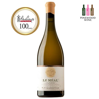 M. Chapoutier - Le Meal Ermitage Blanc 2013 750ml - Pinewood Wine