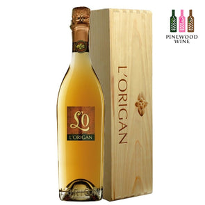 L'Origan - [Gift Box] Rosat Brut Nature Cava 750ml - Pinewood Wine