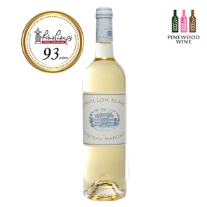 Pavillon Blanc du Chateau Margaux 2004, RP 93 750ml - Pinewood Wine