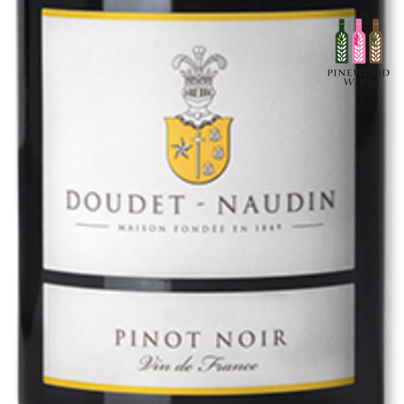 Doudet Naudin - Pinot Noir Vin de France 2018 750ml - Pinewood Wine