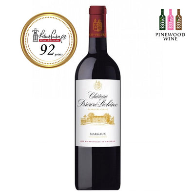 Chateau Prieure-Lichine, Margaux 4eme Cru, 2014 750ml - Pinewood Wine