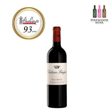 Chateau Senejac, Haut-Medoc 2010 375ml - Pinewood Wine