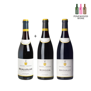 *Live Special* Doudet Naudin - Exclusive DIY Set (Beaujolais 2018 + 2 others Recommended Wines)
