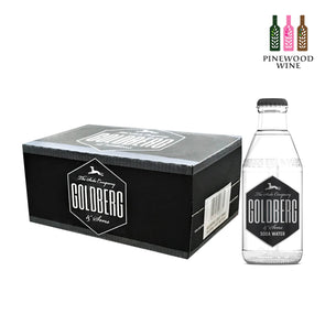 Goldberg -  Soda Water 200ml x 24
