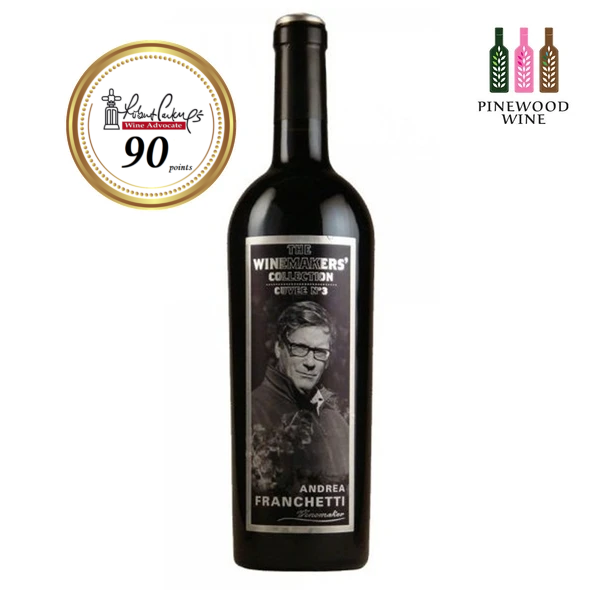 Winemakers' Collection Cuvee No.3 - Andrea Franchetti 2007 750ml - Pinewood Wine