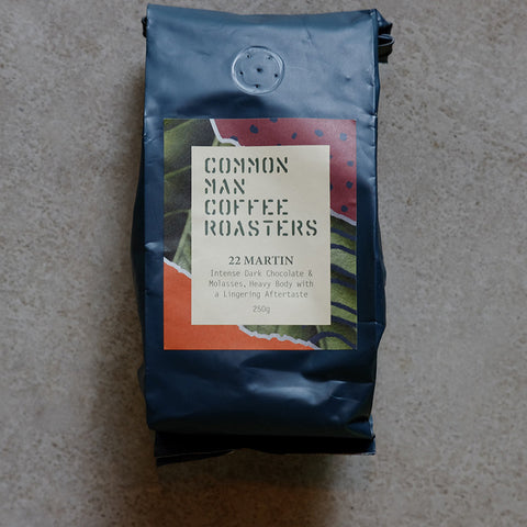 22 martin common man coffee roasters signature blend