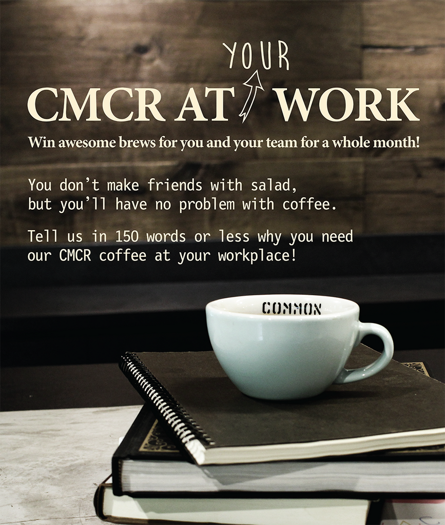 CMCR At Work Competition