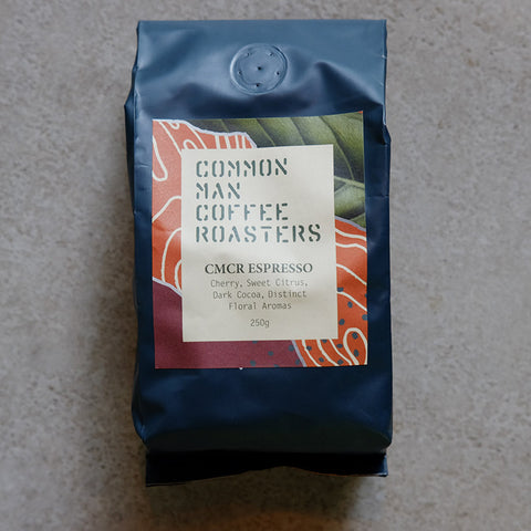 CMCR ESPRESSO COMMON MAN COFFEE ROASTERS SIGNATURE BLEND