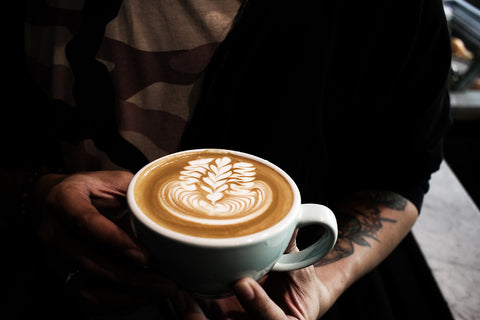 common man coffee roasters guide to latte art