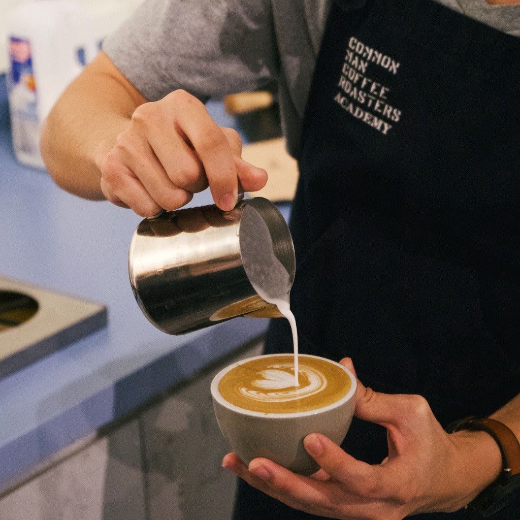 Fundamentals of Latte Art