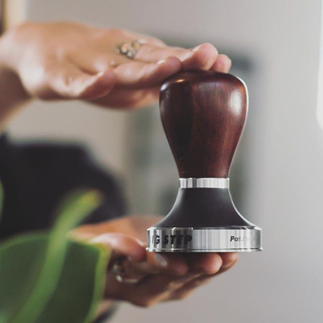 Pullman Tamper (Base + Handle)