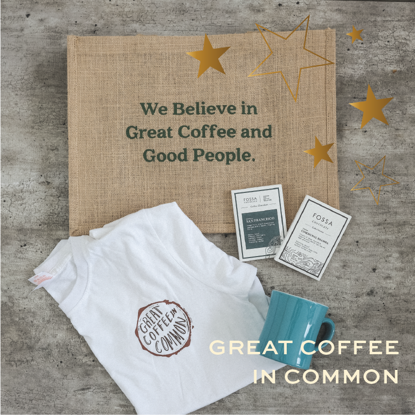 "Our ""Great Coffee In Common"" Pack"