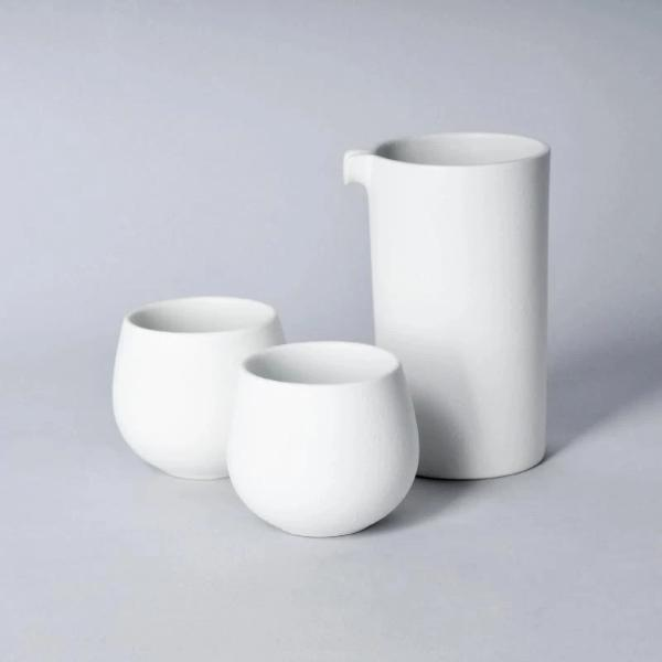 Brewers Jug & Tasting Cups - Nutty Set