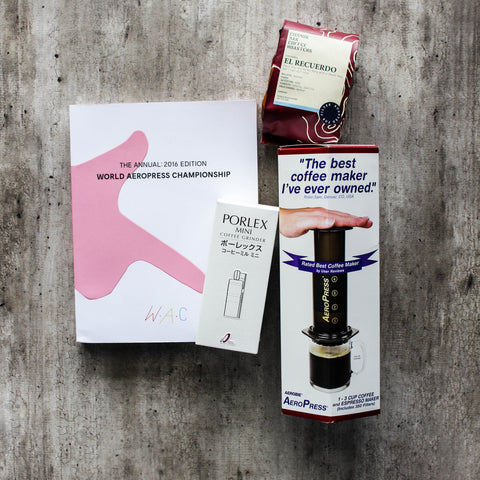 The AeroPress Set