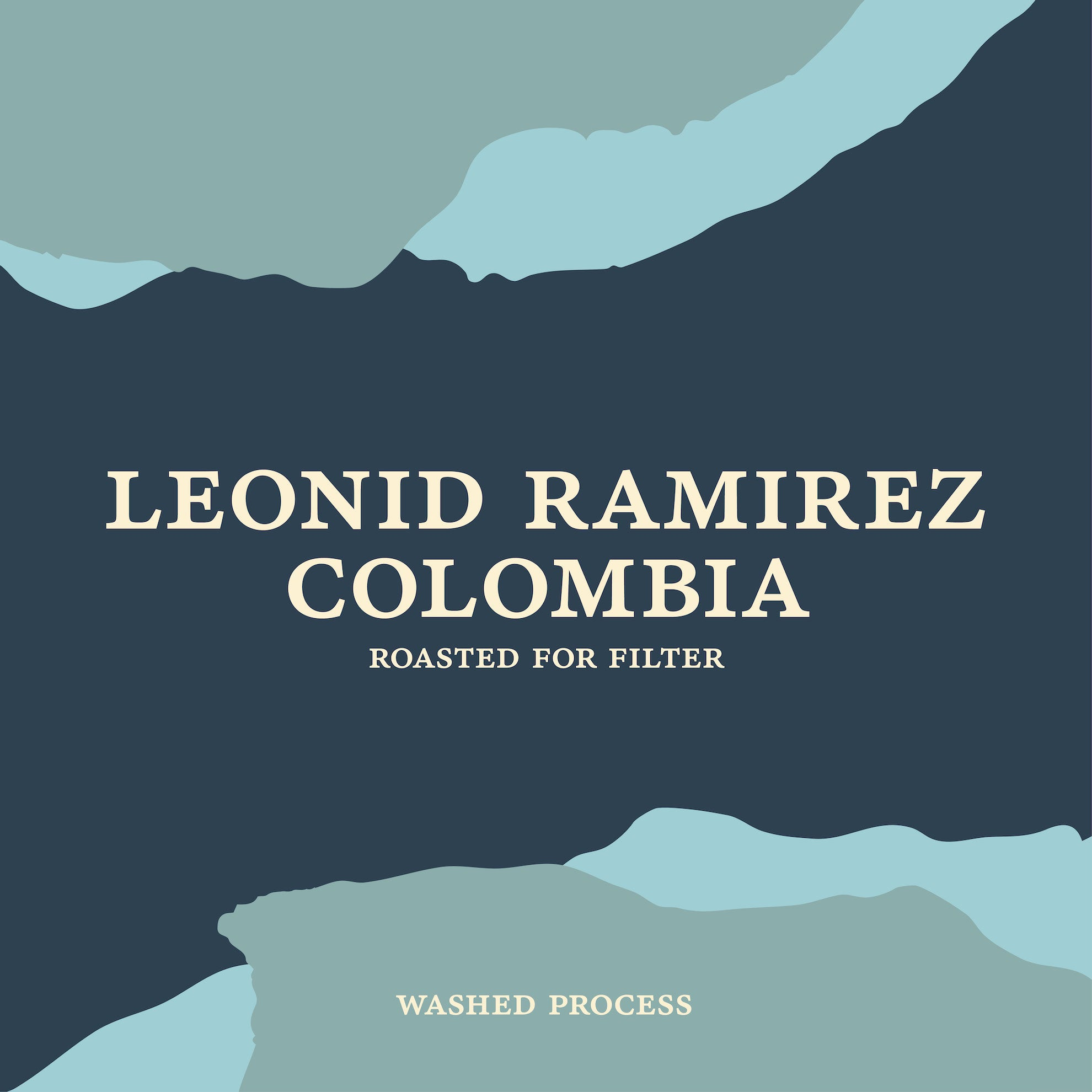 Leonid Ramirez Washed, Colombia