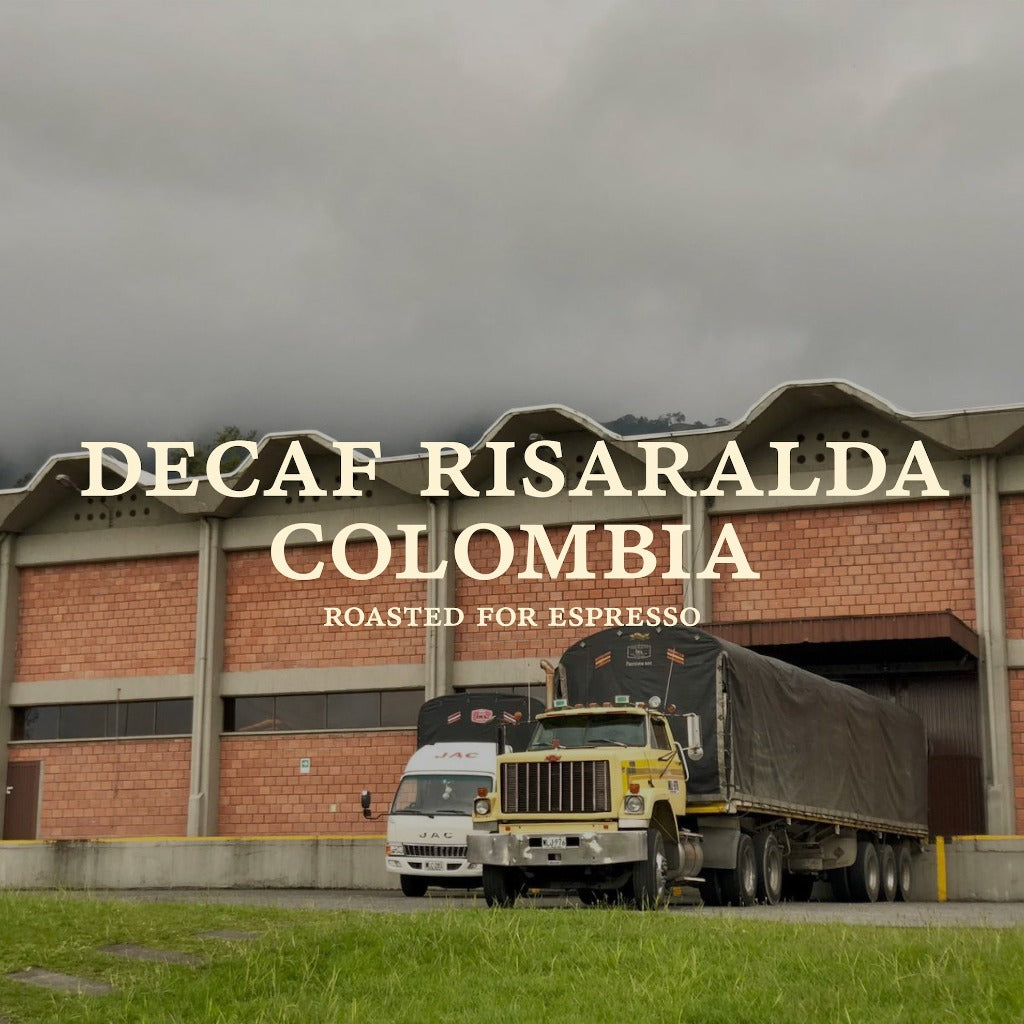 Decaf Risaralda, Colombia