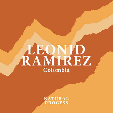 Leonid Ramirez Natural Process- Filter Roast
