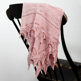 Month of June Shawl - ENGLISH