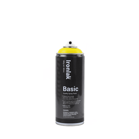5 Ironlak Basic single Can