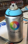 MTN waterbased single can