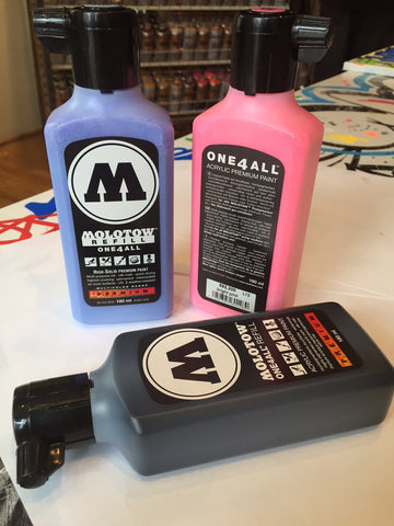 Molotow One 4 All ink 180ml